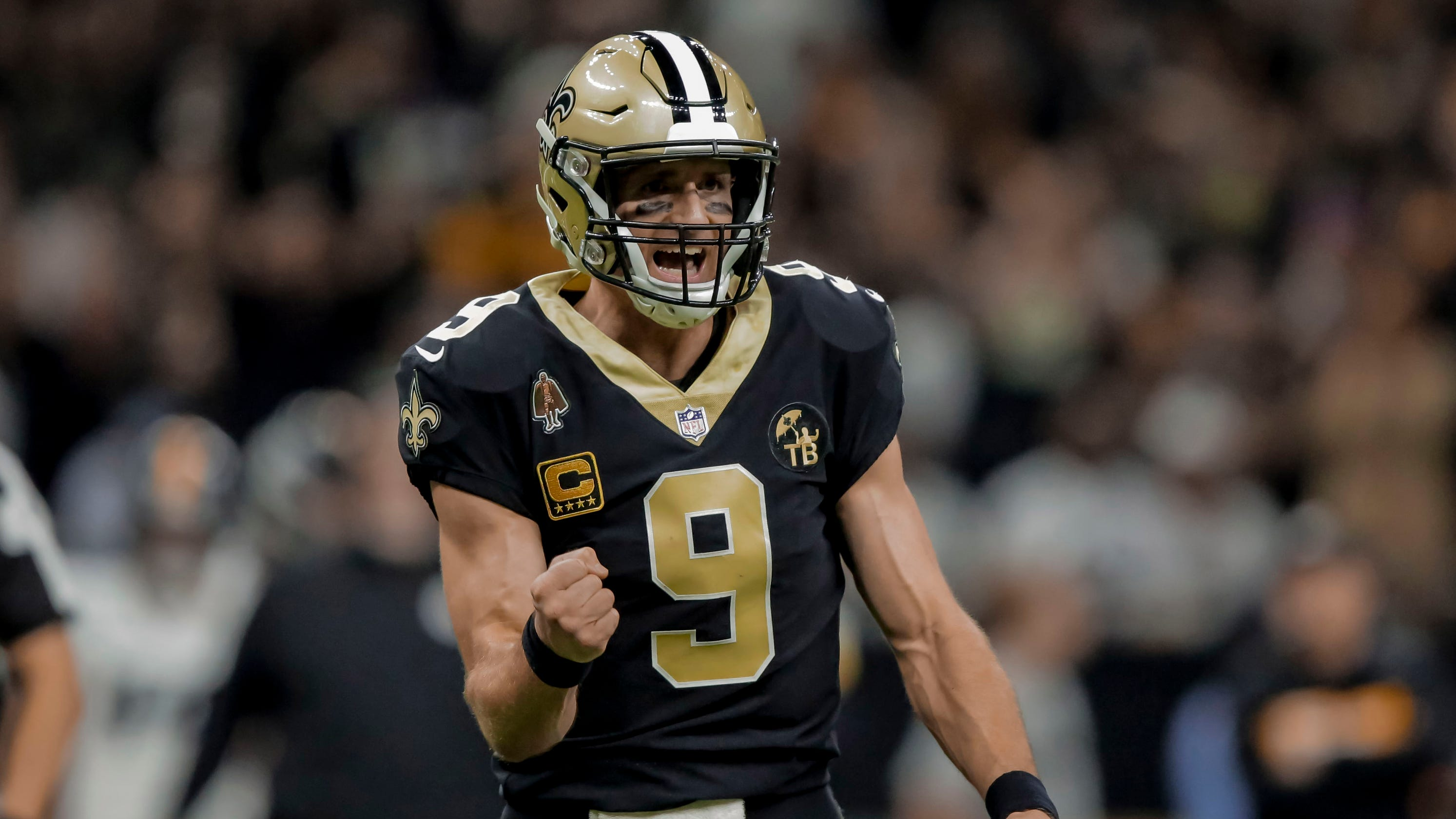 New Orleans Saints clinch top seed, dent Steelers' playoff ...