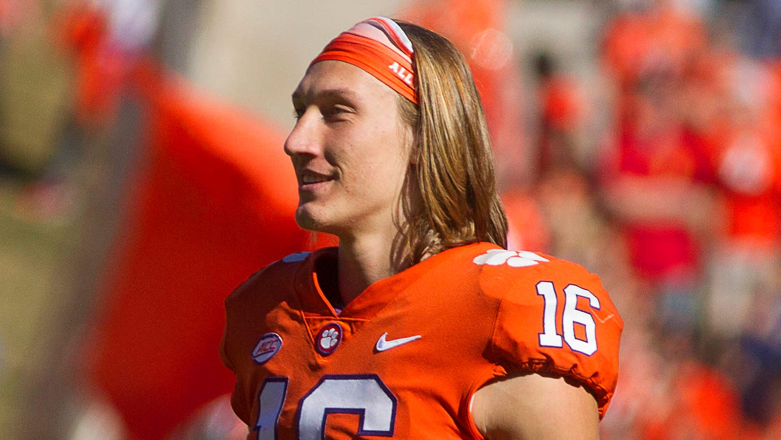 College Football Playoff Trevor Lawrence S Hair Part Of