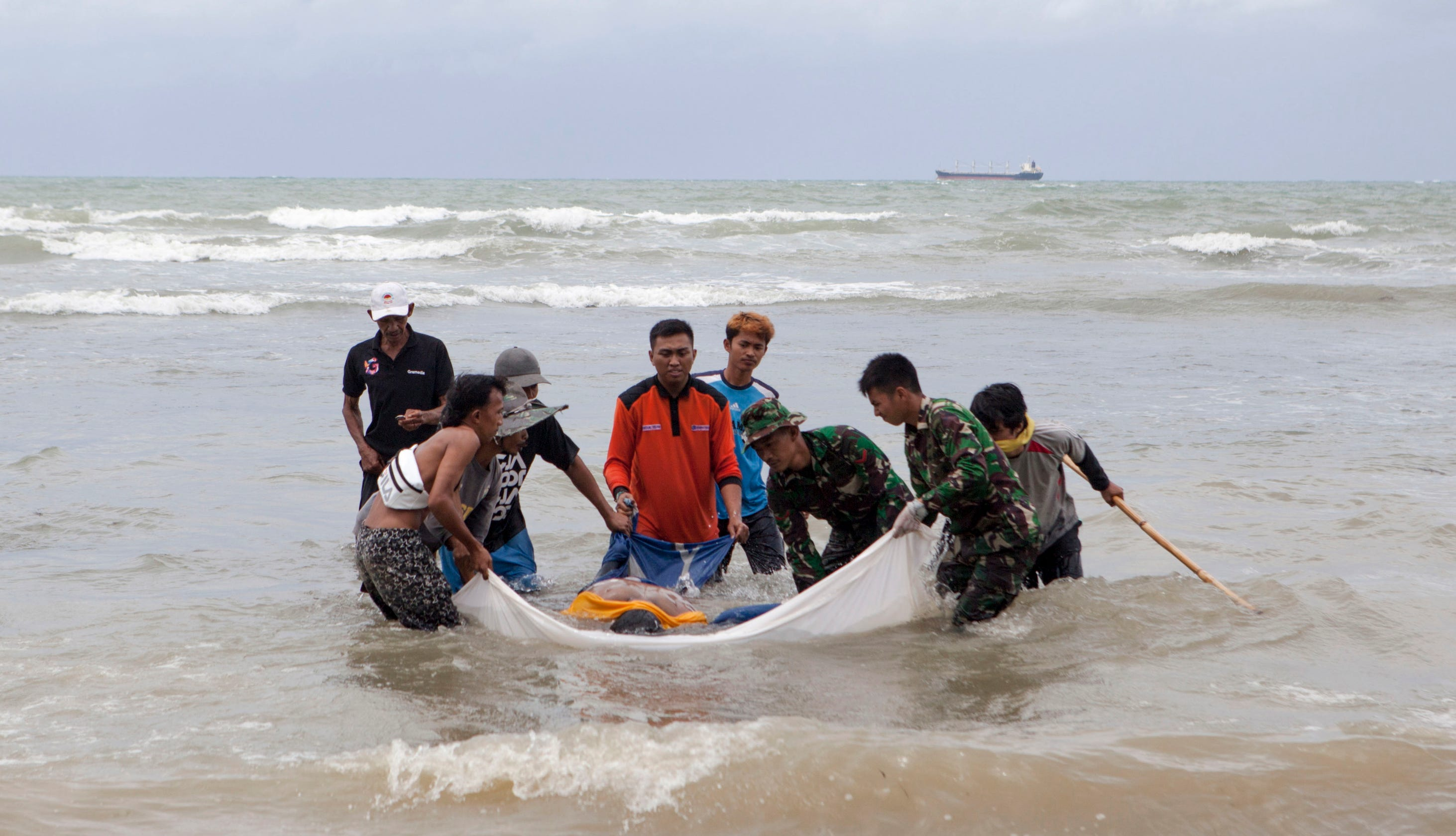 QnA VBage Crippled early warning system meant that Indonesians had no warning of deadly tsunami