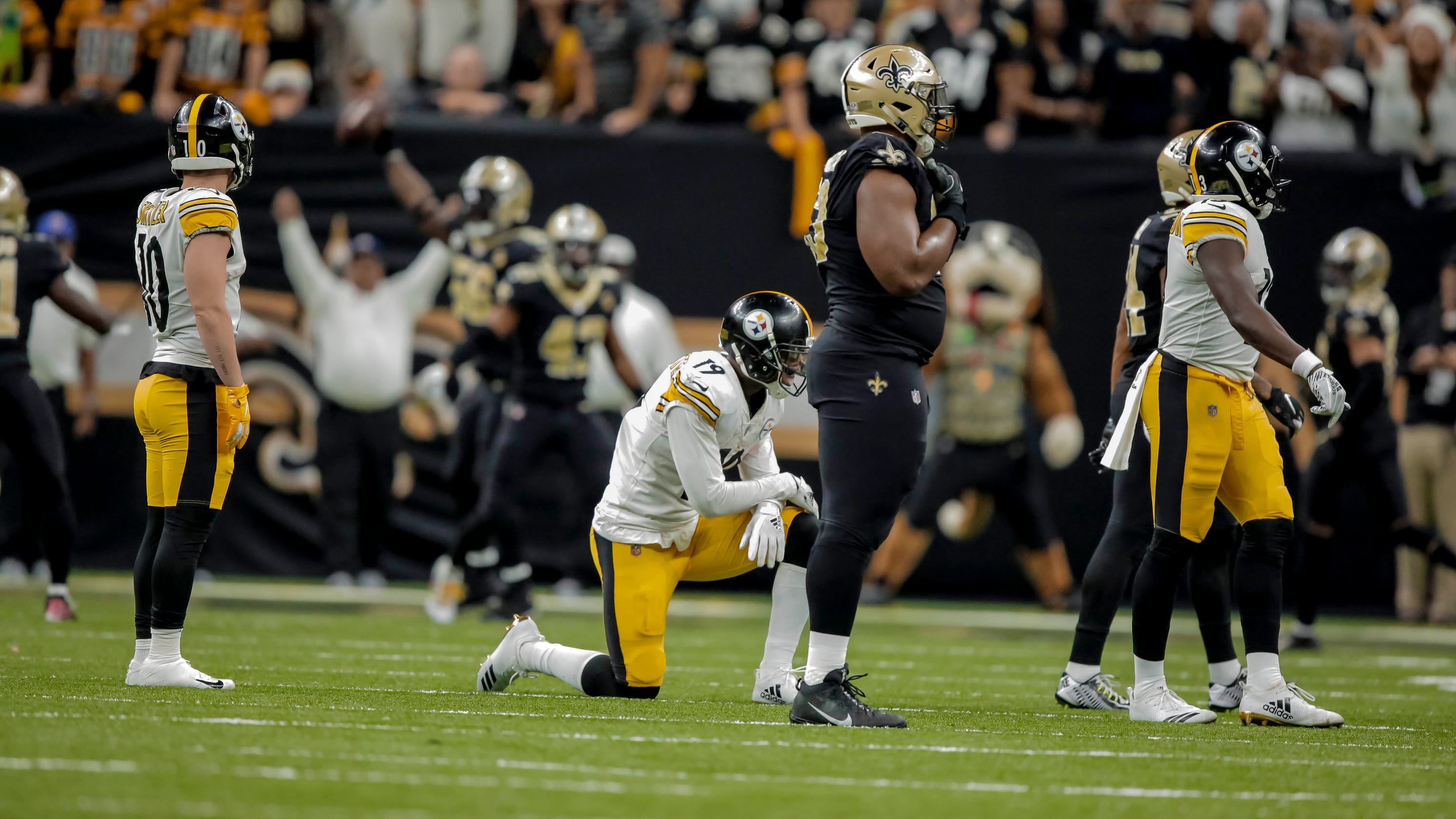 Pittsburgh Steelers might have fumbled season away for good vs. Saints 87b24dc40