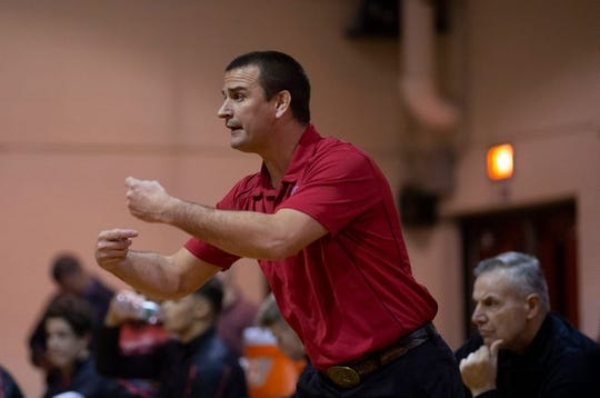 Jackson Memorial head coach Doug Withstandley's team made a major move upwards in the Asbury Park Press' first regular season Shore Conference Top 10 rankings