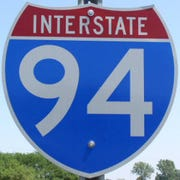 Westbound Interstate 94 will close at 9 p.m. Friday between Interstate 75 and Interstate 96 in Detroit for construction work, MDOT said. All of the westbound lanes will reopen by 5 a.m. Monday while eastbound I-94 remains open.