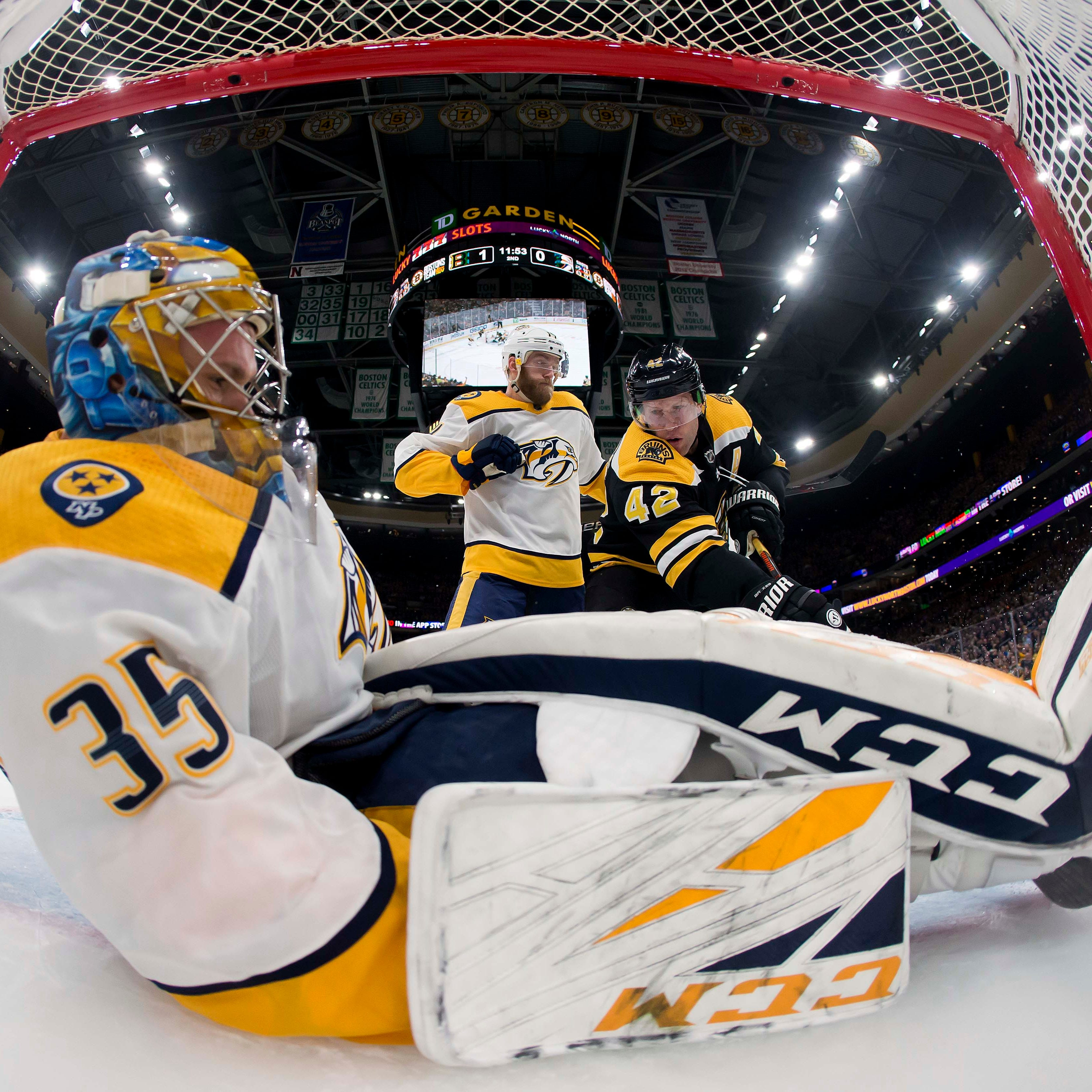 Predators' Pekka Rinne: 'I just have to be better'