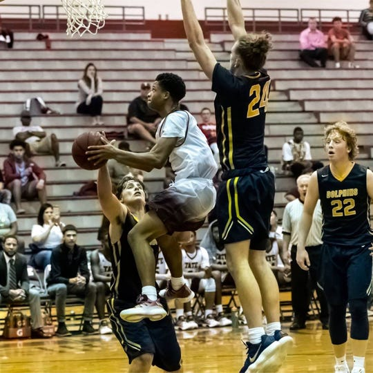 Tate High's Love Bettis will compete in two national AAU tournaments and attend one national NCAA camp all during the month of July