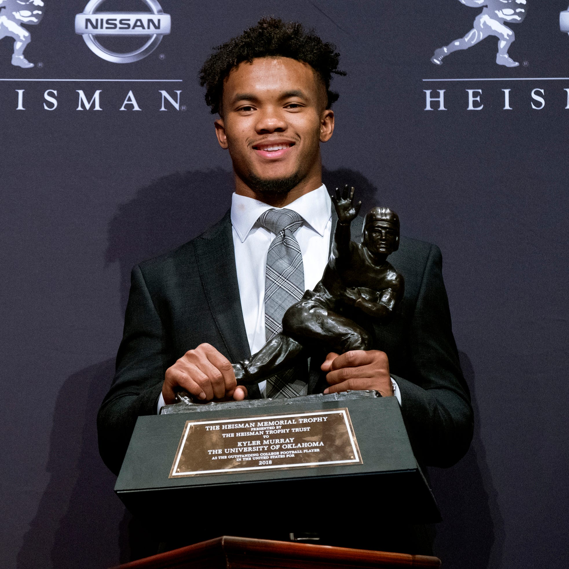 Kyler Murray billboard pushes for Arizona Cardinals to pick quarterback in 2019 NFL draft