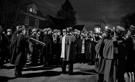 Glen Rock Carolers Bring Christmas Cheer For 171 Years