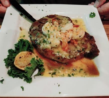 Large Waterfront Stuart Restaurant Has Plenty Of Room Menu Items