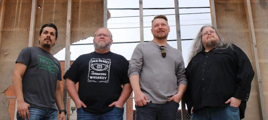 Ninety to Nothing will perform beginning at 9:30 p.m. Monday at the annual New Year's Eve bash at the Iron Horse Pub. Expect anything from Deep Purple to Prince to Rage Against the Machine.