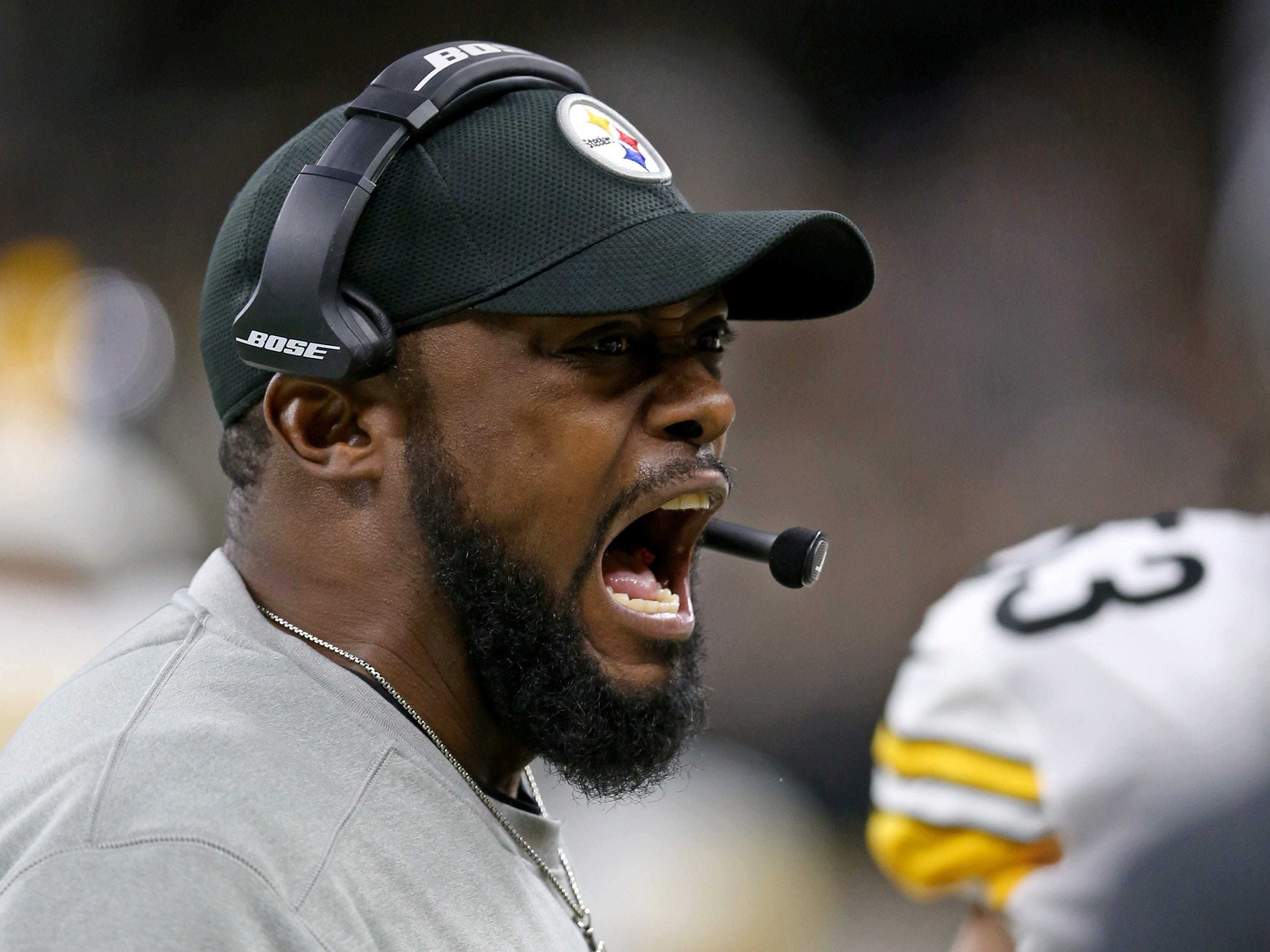 15. Steelers (8): Since Le'Veon Bell's decision day (Nov. 13), Pittsburgh is 2-4, minus-9 in turnover department and has broken 100 rushing yards once.