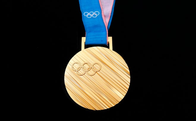 The United States won nine gold medals at the 2018 Winter Olympics.