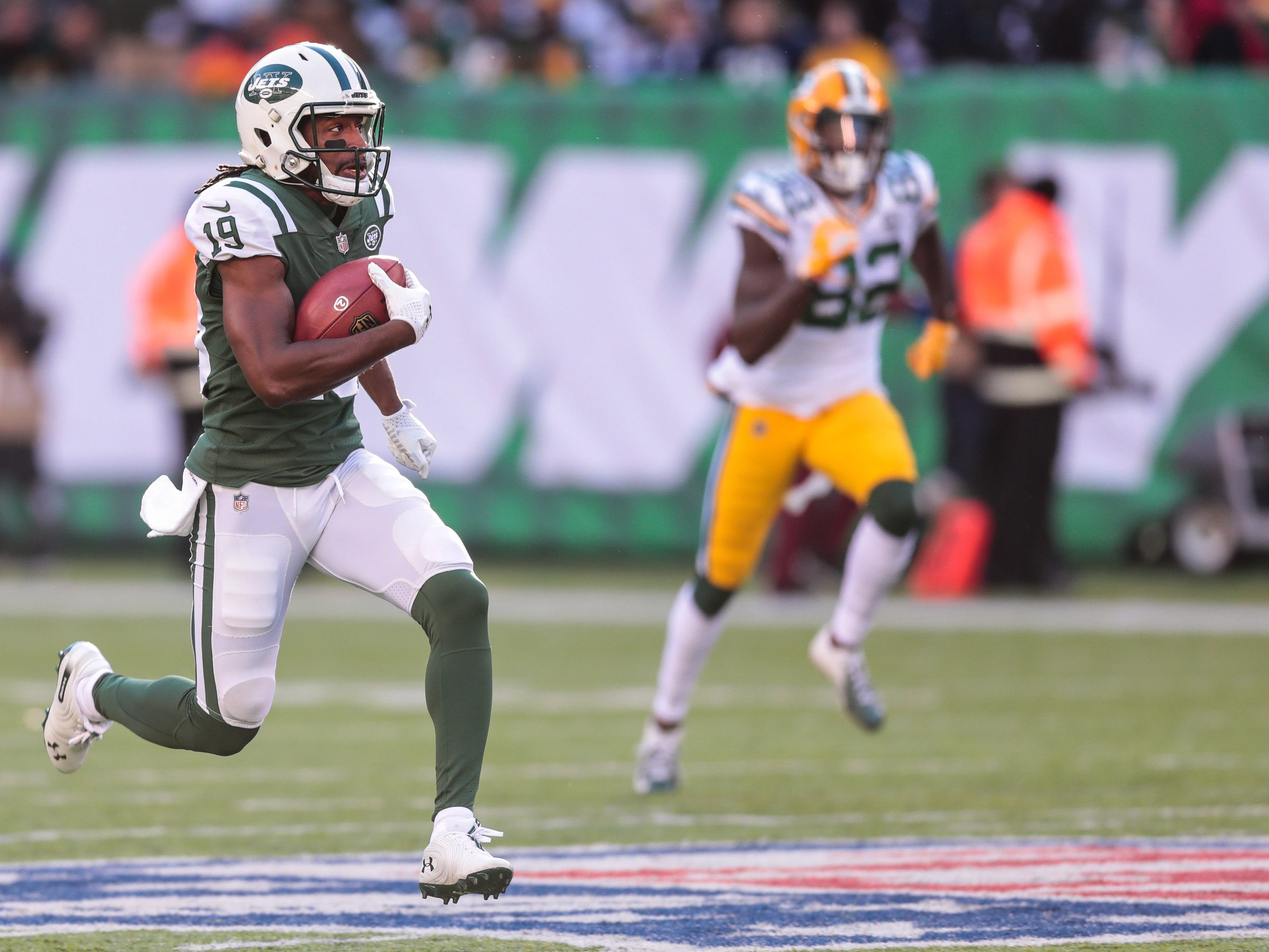 25. Jets (27): Strange but true — the J-E-T-S had as many Pro Bowlers (3) as the rest of the AFC East combined. Yes, kickers and return men count.