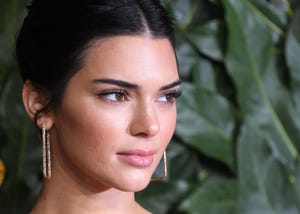 Kendall Jenner opted out of the Kardashian-Jenner clan's Christmas card photo.