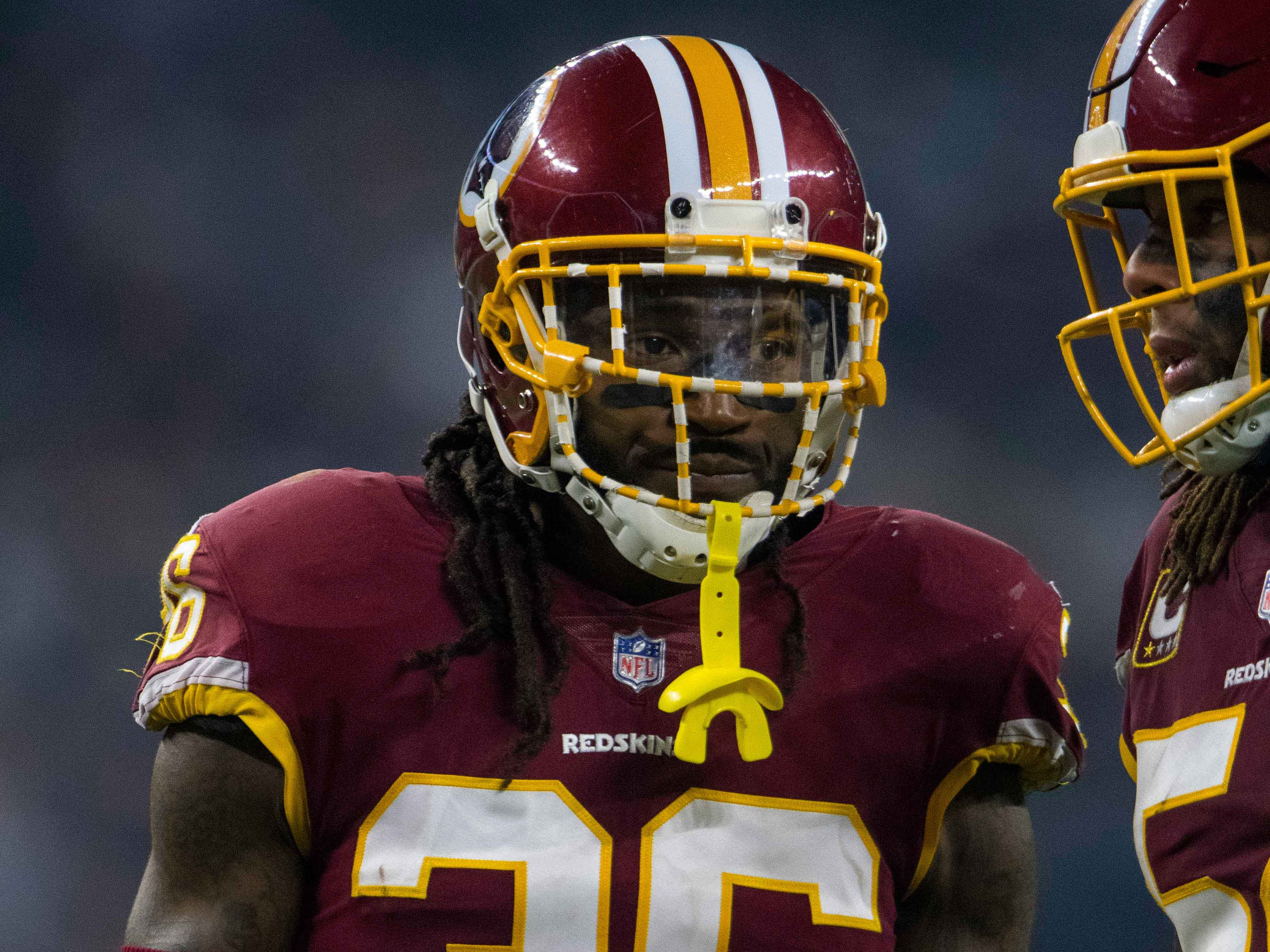 23. Redskins (25): No one tells the truth in Washington, D.J. Swearinger. Unfortunately, you didn't learn this lesson in time to save your roster spot.