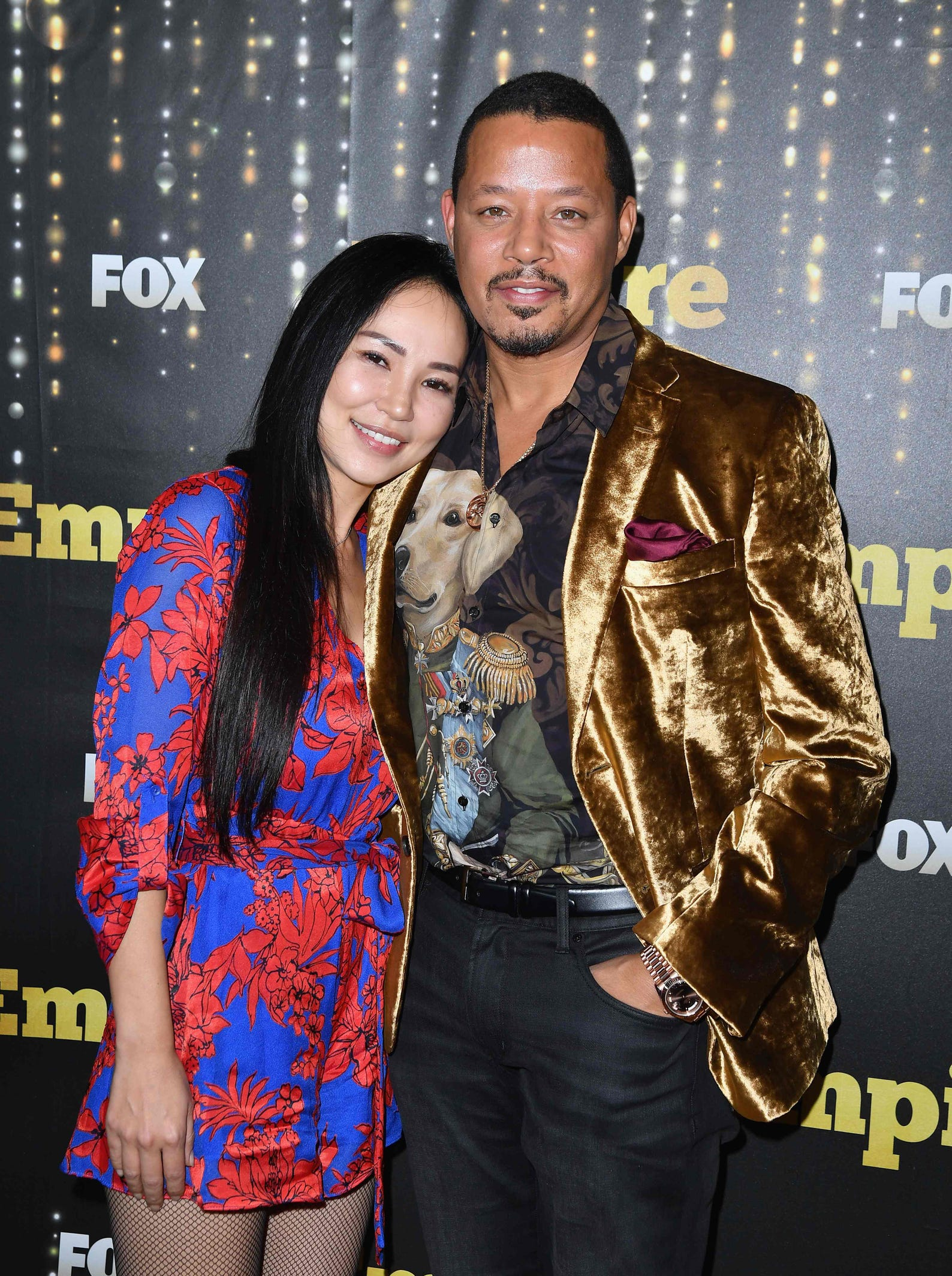 Terrence Howard proposed to ex-wife Mira Pak!