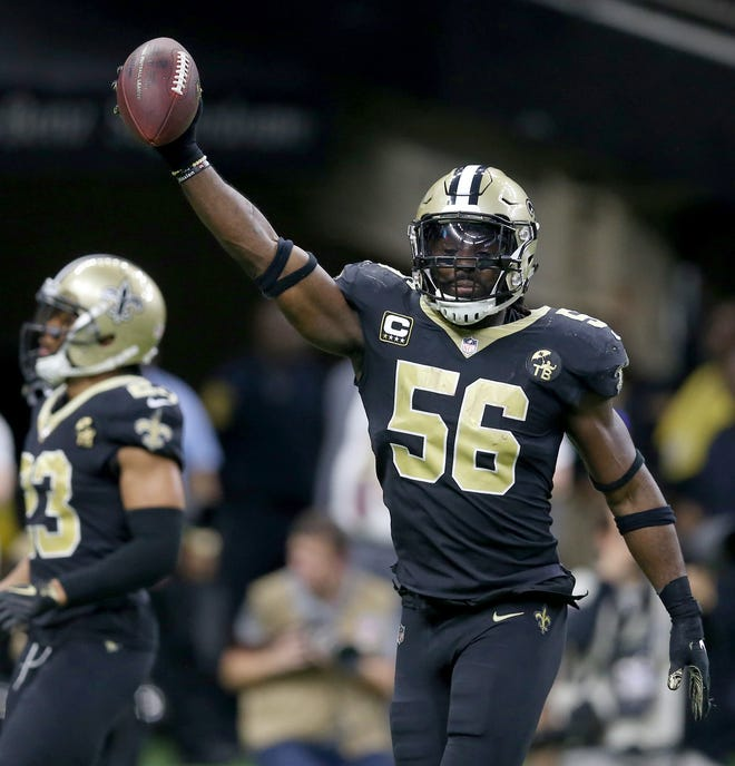 1. Saints (1): You picking against them next month? Last time New Orleans had home-field advantage, in 2009, team rode Cajun cooking to its only Super Bowl.
