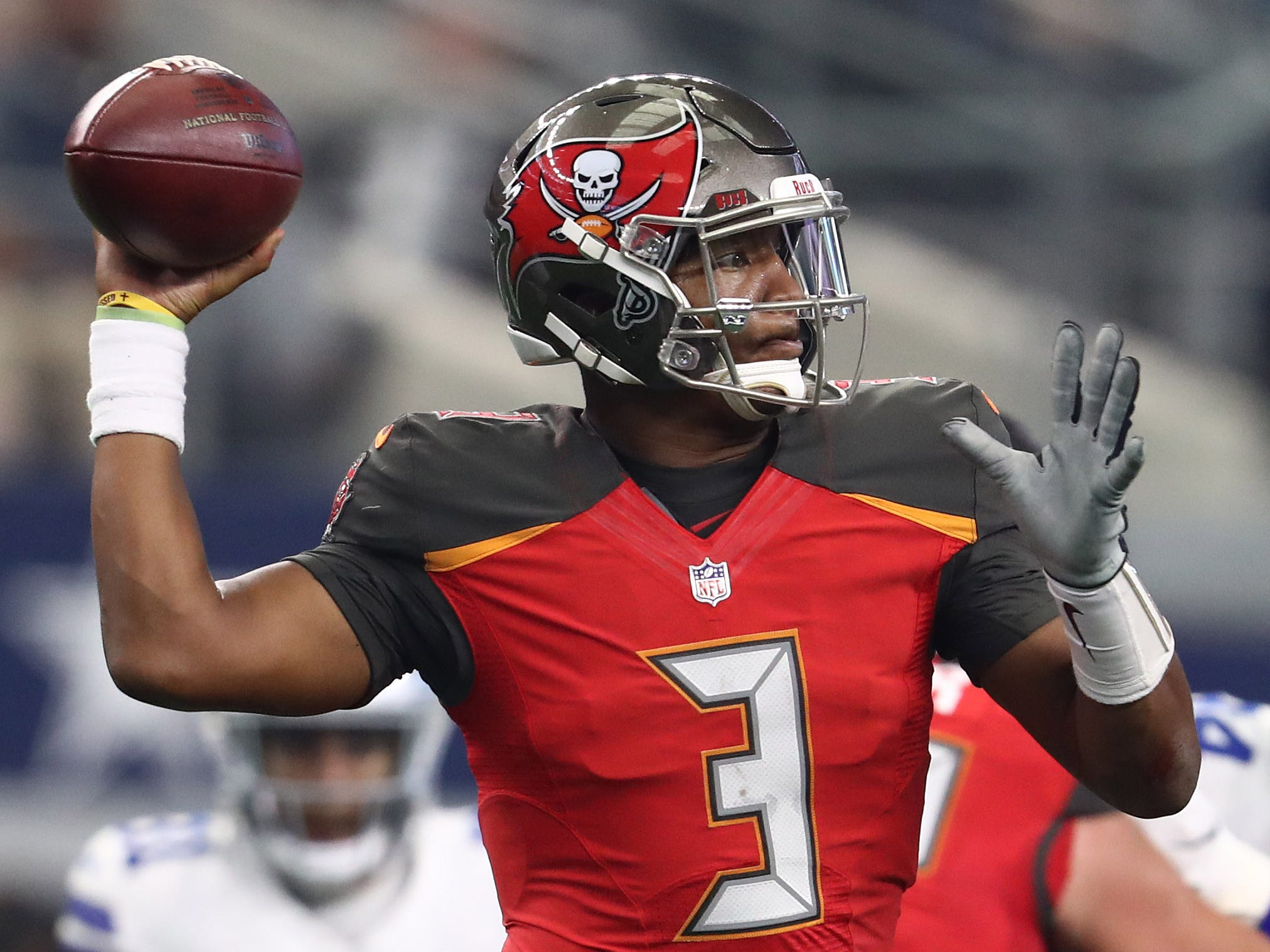 22. Buccaneers (22): Jameis Winston may be about to play final home game as face of this franchise. But will anyone show to wish him well? Or tell him off?