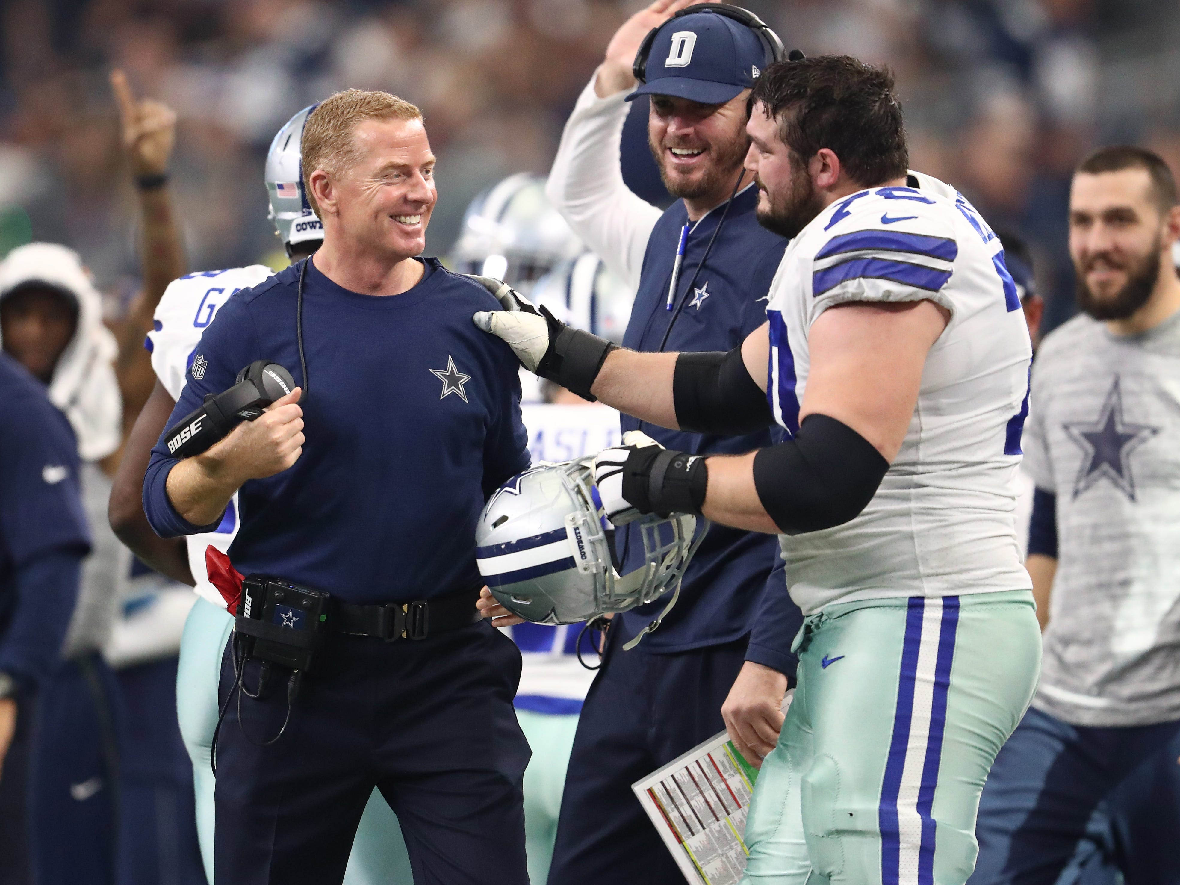 11. Cowboys (13): They'd probably love to see Philly in playoff opener, but it's not possible. Minnesota and Seattle very capable of extending Dallas' 21st Century pattern of postseason putridity.