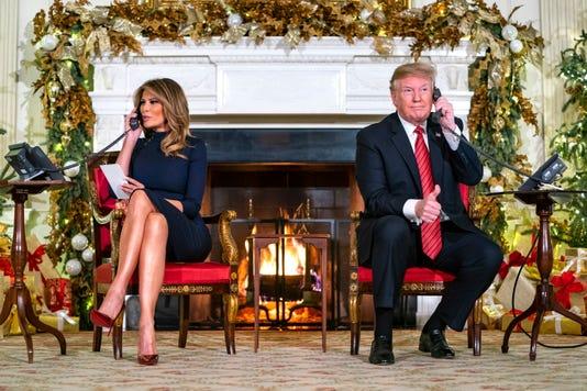 Epa Usa Government Trump Santa Shutdown Pol Government Usa Dc