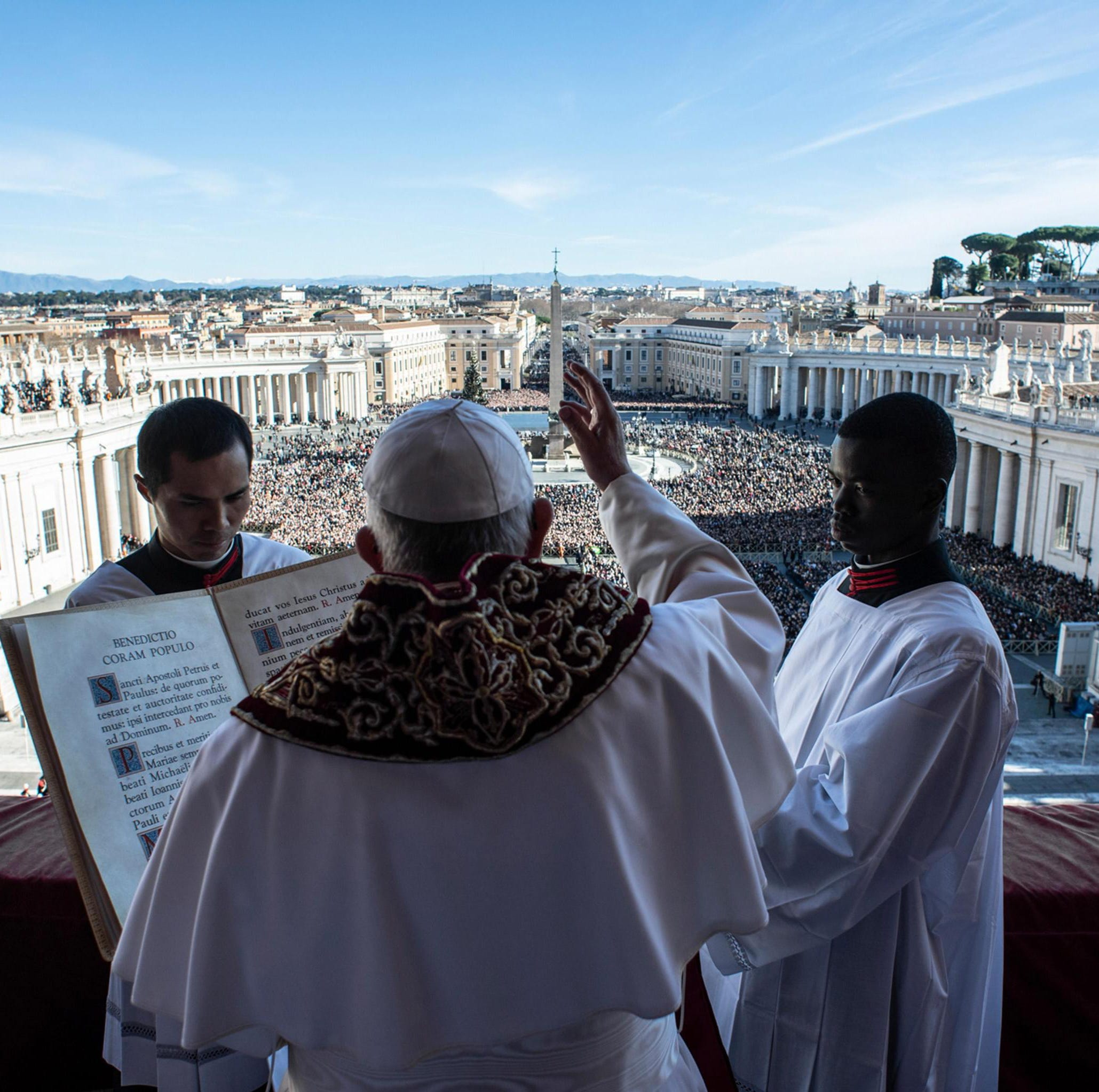 Fathers becoming fathers: The Vatican's secret rules