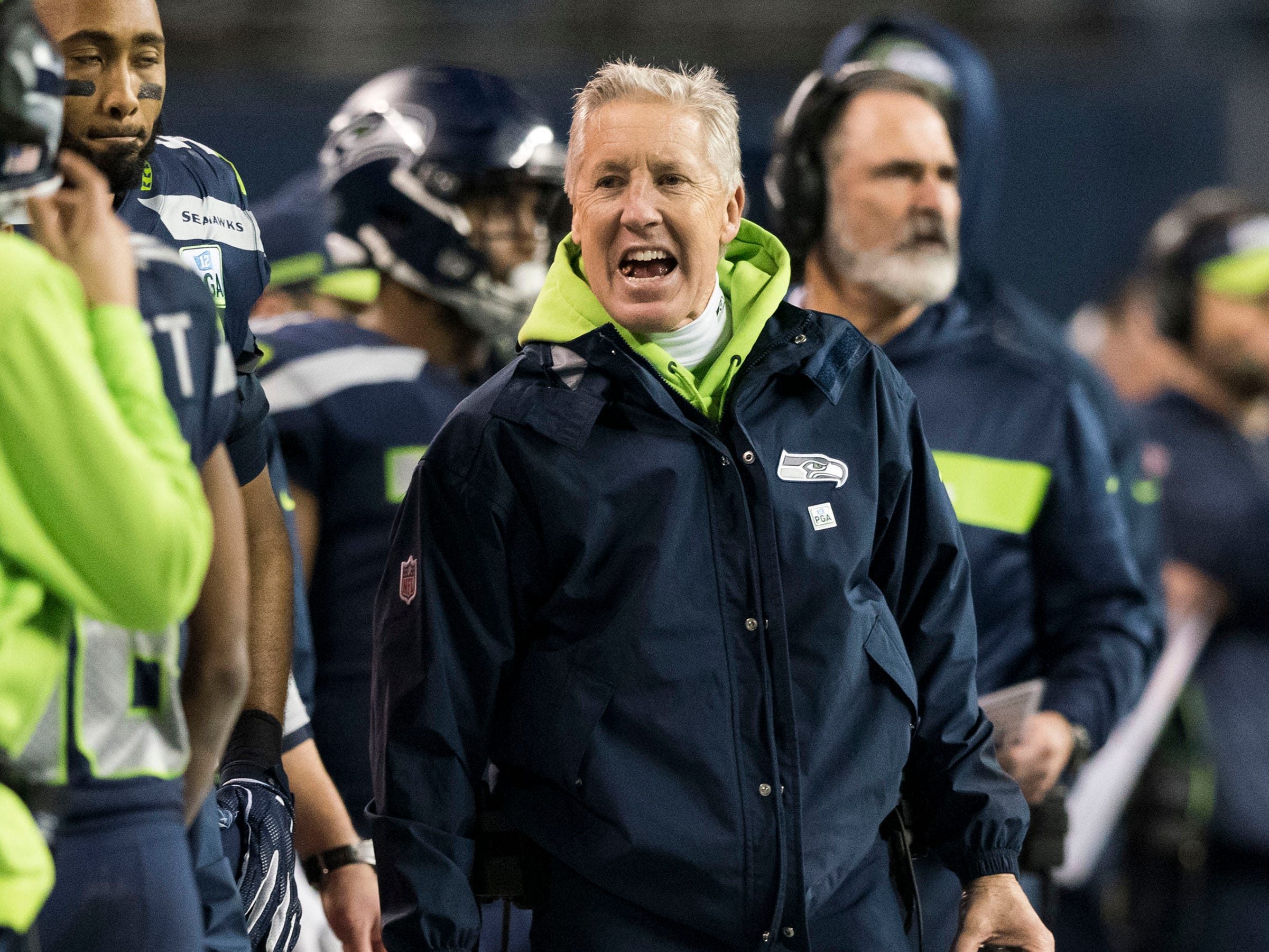 8. Seahawks (12): Pete Carroll deserves major coach of the year consideration for what may be his best performance. He certainly deserved that extension.
