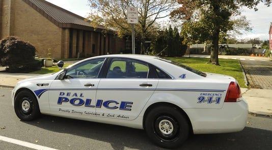 Deal Police Car