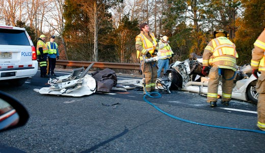 Driver In Fatal Toms River Crash Was Double The Legal Drinking Limit