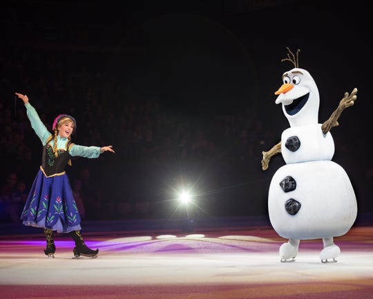 Disney on Ice is coming to Trenton from Jan. 3 to 6.