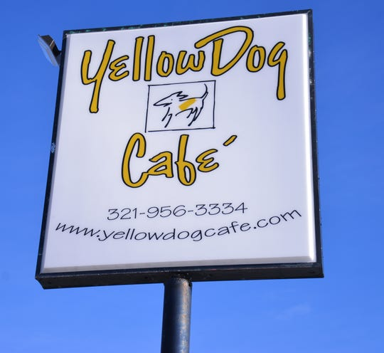 Yellow Dog Cafe in Malabar is one of the many restaurants open on New Year's Eve and New Year's Day.