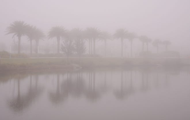 Motorists can expect fog to form during the early morning hours throughout the week.
