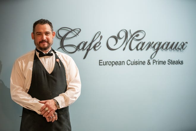 For the past seven years, James Quattrocchi has taken care of guests at Cafe Margaux in Cocoa Village.