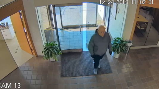 Robbery Suspect American Bank