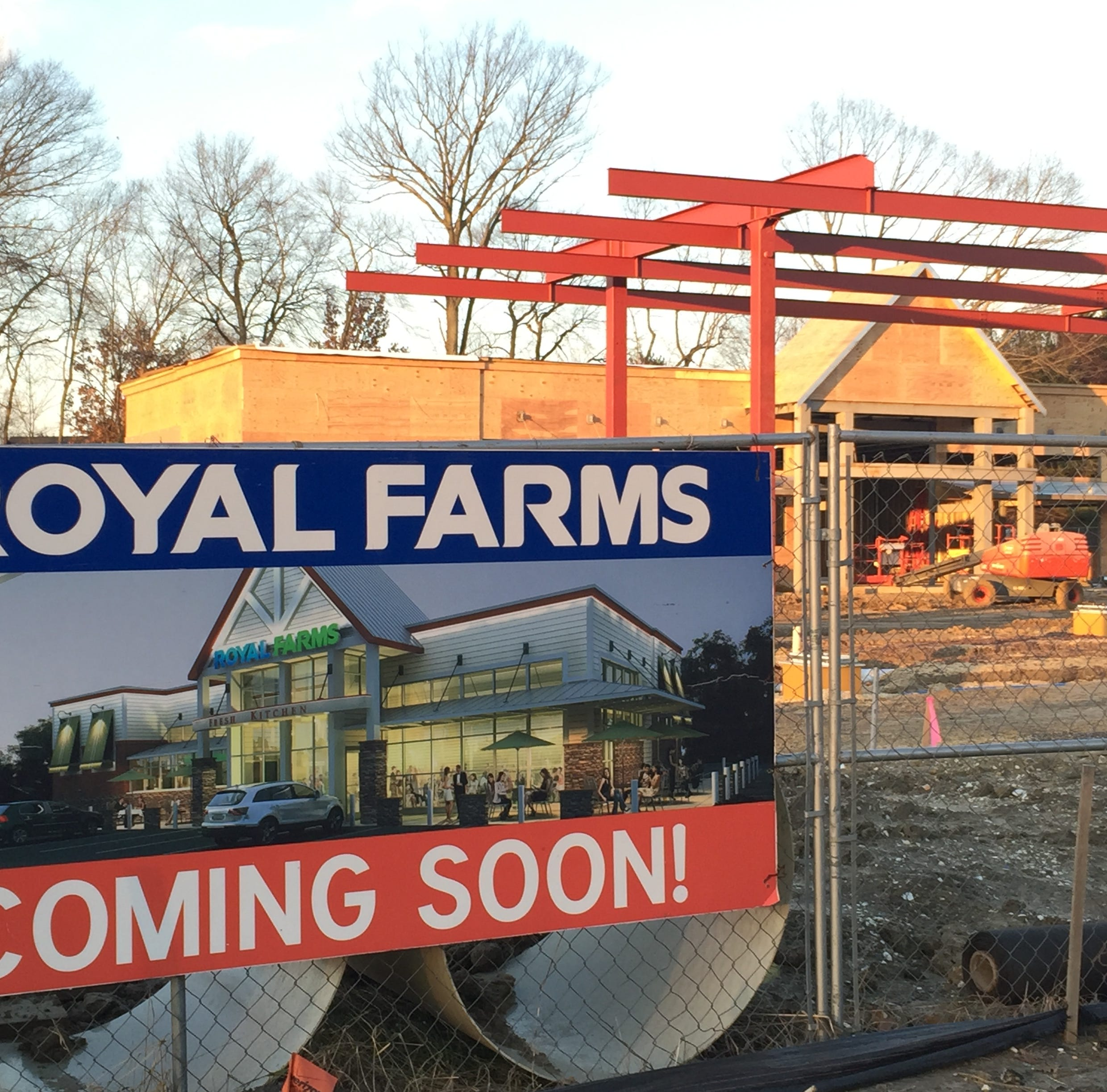 Royal Farms looking at vacant Vineland department store land