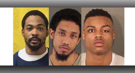 Colerain Arrests Roshawn Bishop James Echols Michael Sanon