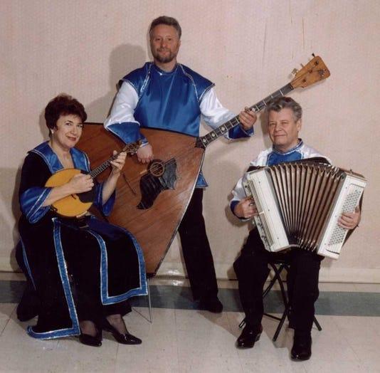Russian folk concert on Jan. 13 PHOTO CAPTION