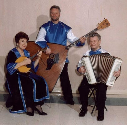 Russian folk concert on Jan. 13 PHOTO CAPTION