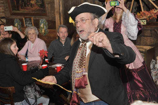Starting off on Saturday, Jan. 19 is the sold-out Revolutionary Pub Crawl begins at 12:30 p.m.