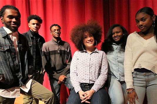 Plainfield High School playwright