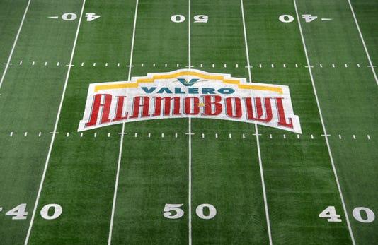 Ncaa Football Alamo Bowl Stanford Vs Texas Christian