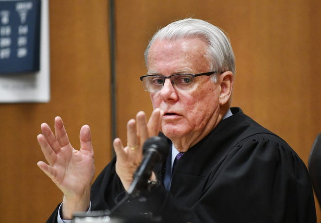 Judge Timothy Kenny of Wayne County Circuit Court