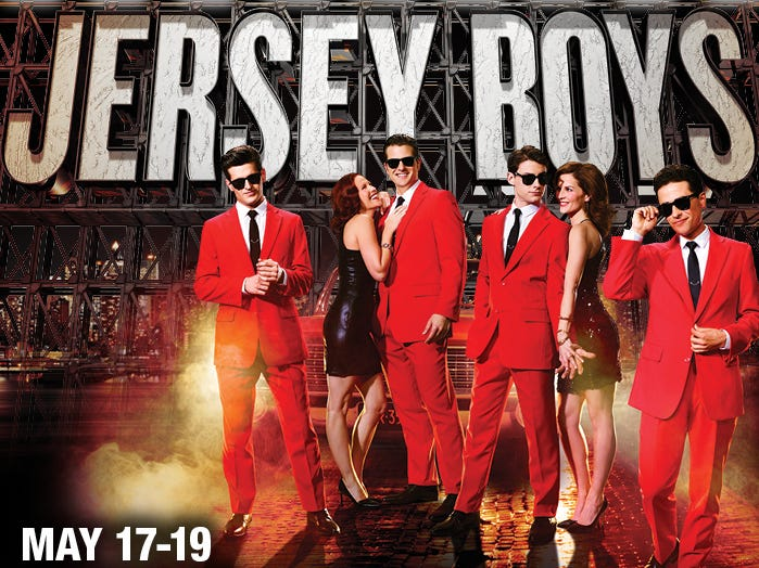 Presale Offer: See Jersey Boys