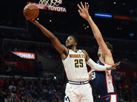 Nba Denver Nuggets At Los Angeles Clippers