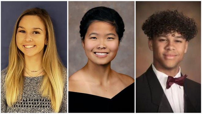 The 2018 Rising Star finalists include Taylor Bouchard, Jin YuHan Burgess and Harrison Strohl.