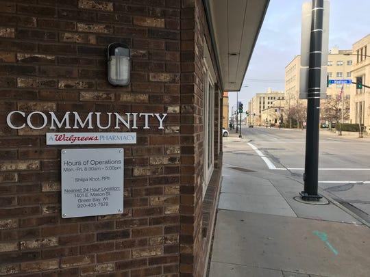 Walgreens has opened one of its Community Pharmacy locations at 500 E. Walnut St.