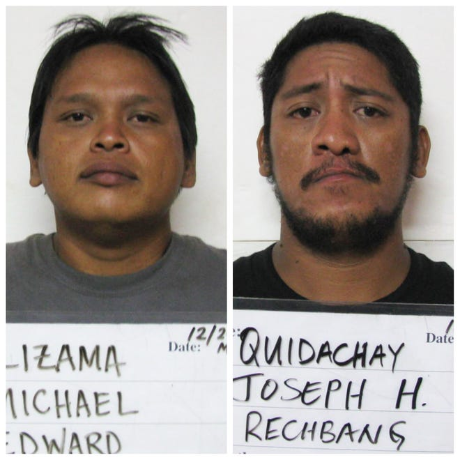 Michael Lizama and Joseph Quidachay