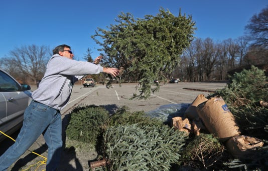 Live Trees Can Be Dropped Off At Various Locations Throughout Indianapolis Through Jan 31 2019