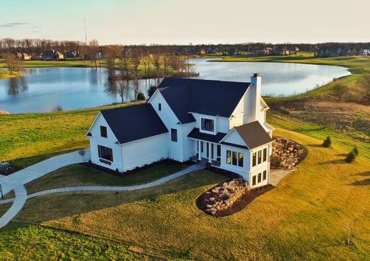 Noblesville Farm House