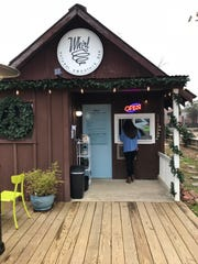 Whirl Natural Smoothie Bar in Ridgeland makes the most of a small footprint.