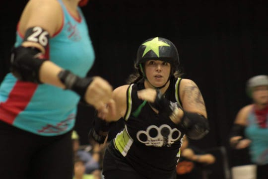 Brooke Sloan is focused on making a move.
