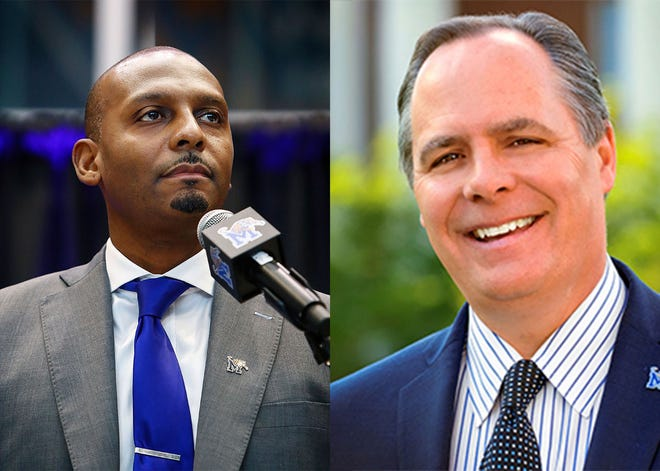 Penny Hardaway and David Rudd -- the CA's 2018 People of the Year