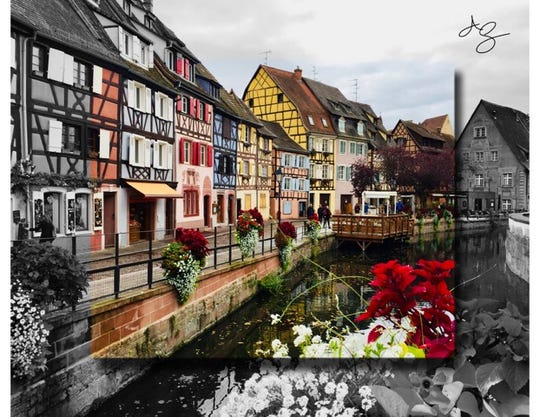 Anna Grosch of Shorewood took this photo in Colmar, France in 2017.